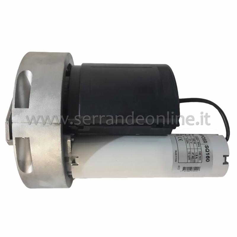 Schema Elettrico Per Finecorsa Motoriduttore : Motoriduttore per serrande gaposa split sq