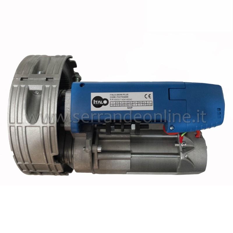 Schema Elettrico Per Motore Tapparelle : Motoriduttore per serrande italo plus