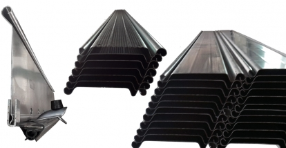 Slats and terminal slats