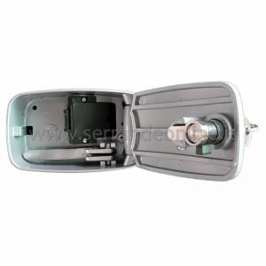 Minibox Pratic for external release electrobrake