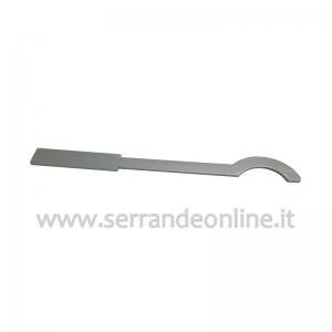 Steel lever