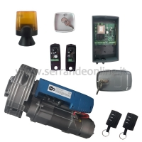 Automatic roller shutter kit with remote control ITALO 60