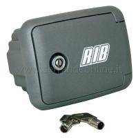 Stone RIB for external release electrobrake